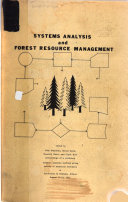 Systems Analysis and Forest Resource Management