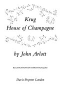 Krug, house of Champagne