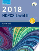 2018 HCPCS Level II Professional Edition   E Book
