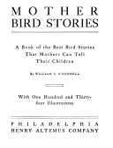 Mother Bird Stories