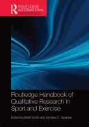 Pdf Routledge Handbook of Qualitative Research in Sport and Exercise Telecharger