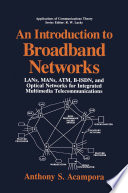 An Introduction to Broadband Networks Book PDF