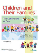 Children and Their Families Vitalsource Printed Access Code