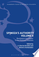 Spinoza's Authority Volume II