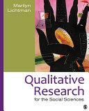 Qualitative Research for the Social Sciences Pdf/ePub eBook