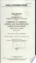 NASA Authorizations