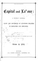 Capital and Labour