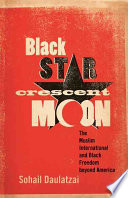 Black Star  Crescent Moon