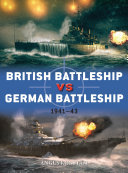 British Battleship vs German Battleship