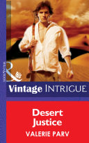 Desert Justice (Mills & Boon Intrigue)
