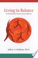 Living in Balance Meditations Book