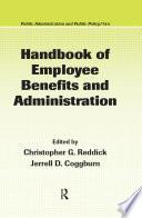Handbook Of Employee Benefits And Administration