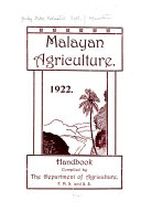 Malayan Agriculture