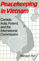 Peacekeeping In Vietnam