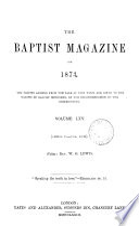 The baptist Magazine