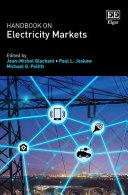 Handbook on Electricity Markets