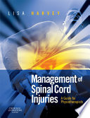 Management of Spinal Cord Injuries E Book