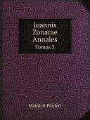 Ioannis Zonarae Annales