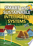 Smart and Sustainable Intelligent Systems Book