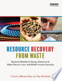 Resource Recovery from Waste Book