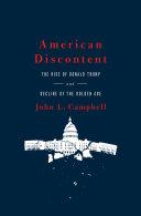 American Discontent Pdf