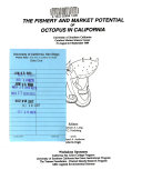 The Fishery and Market Potential of Octopus in California Book