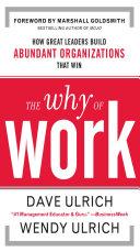 The Why of Work: How Great Leaders Build Abundant Organizations That Win Pdf/ePub eBook