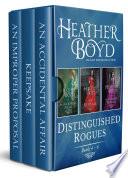 Distinguished Rogues Books 4 6