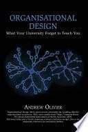 Organisational Design Book PDF