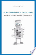 Do Metaphors Dream of Literal Sleep?