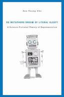 Do Metaphors Dream of Literal Sleep? Pdf/ePub eBook