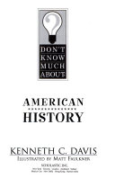 Don t Know Much About American History
