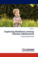 Exploring Resilience Among Chinese Adolescents