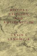 History  Religion  and Antisemitism