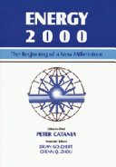 Pdf Energy 2000