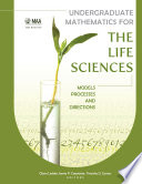 Undergraduate Mathematics For The Life Sciences
