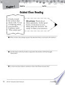 Freckle Juice Close Reading and Text Dependent Questions