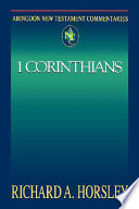 Abingdon New Testament Commentaries   1 Corinthians