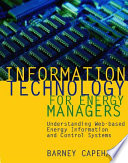 Information Technology For Energy Managers Book PDF