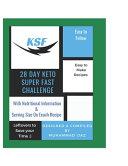 28 Day Keto Super Fast Challenge Book PDF