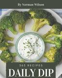 365 Daily Dip Recipes Book PDF