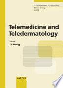 Telemedicine And Teledermatology Book PDF