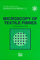 MICROSCOPY OF TEXTILE FIBRES