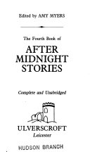The Fourth Book of After Midnight Stories Book