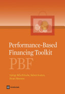 Performance-Based Financing Toolkit