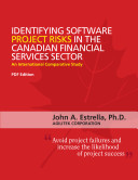 Identifying Software Project Risks in the Canadian Financial Services Sector