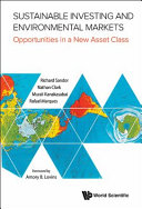 Sustainable Investing and Environmental Markets