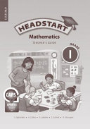 Books - Headstart Mathematics Grade 1 Teachers Guide | ISBN 9780195994735