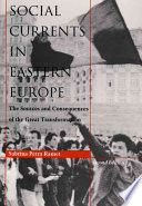 Social Currents in Eastern Europe Book
