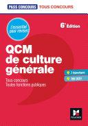 Pass'Concours - QCM de culture générale - Tous concours - Révision et entraînement